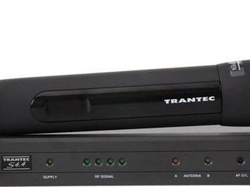 Trantec Handhelt Microphone Sysyem