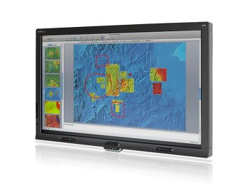 SMART Board 8084i interactive flat panel